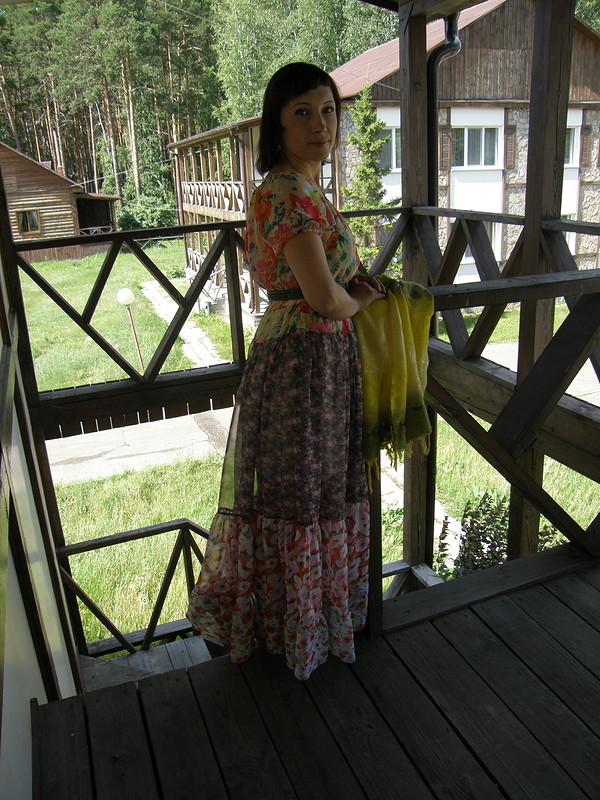 Деревенское лето