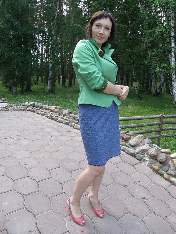 Любимая зелень