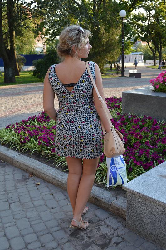 платье сбабочками от Koreshok132
