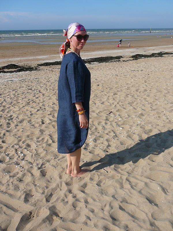 Нормандские каникулы набосу ногу. Часть 1. от PolinaMuller