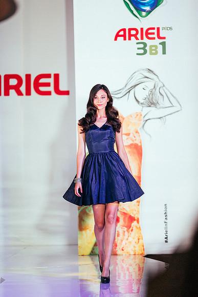 Модный показ Ariel