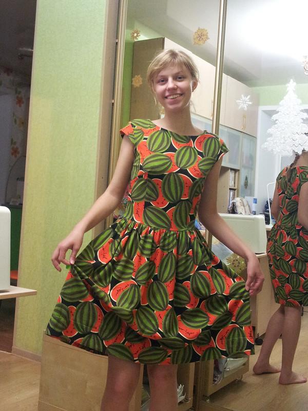 Платье длядочурки