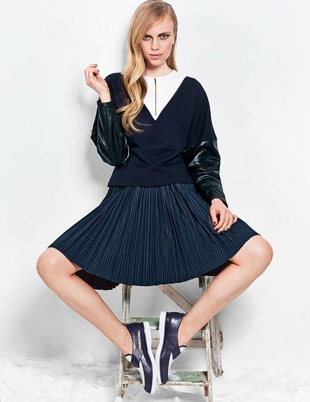 Как сшить плиссированную юбку своими руками