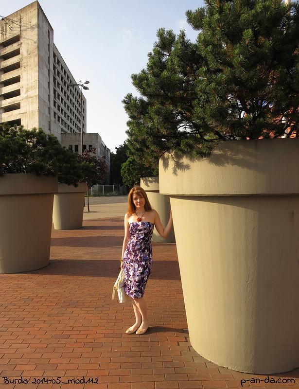 Два платья - одна выкройка от Dika