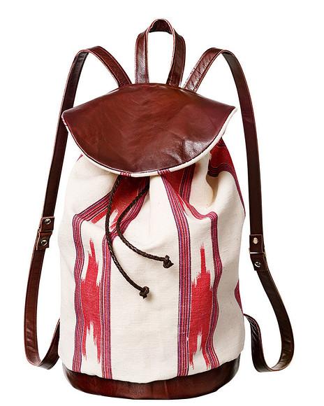 Рюкзак ввосточном стиле