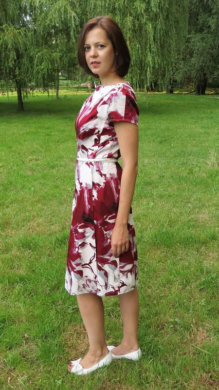 Летнее платье от Nadezhda_B