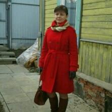 Тренчкот или мое красное пальто