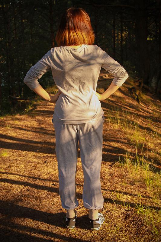 спортивные штанишки от helenditz
