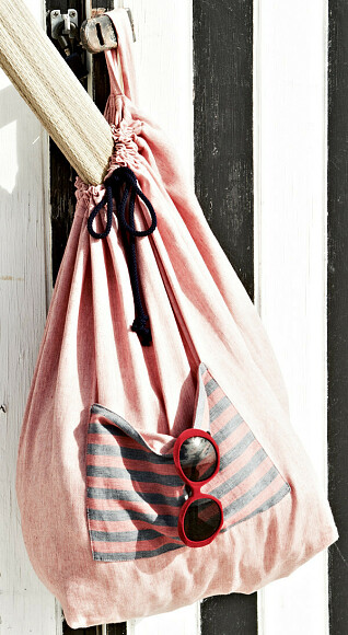 Простая выкройка рюкзака