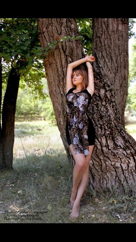 платье-«трансформер»