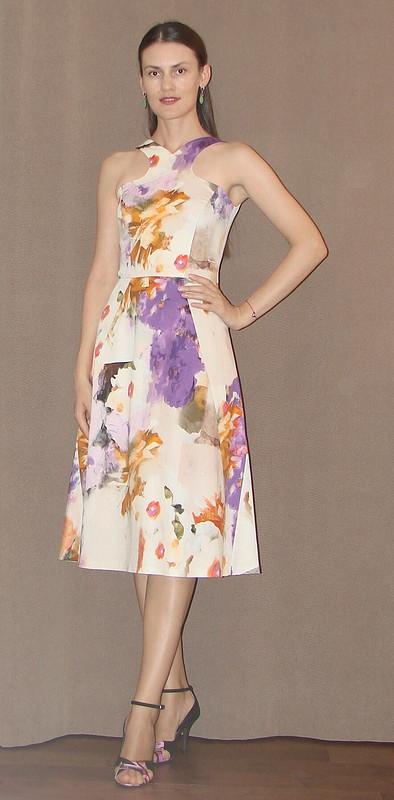 Платье...