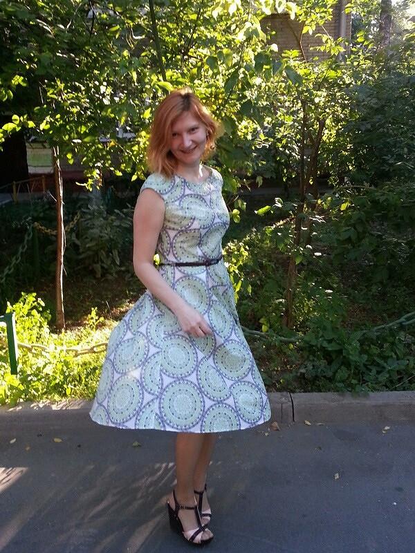 Платье кJoli-сережкам
