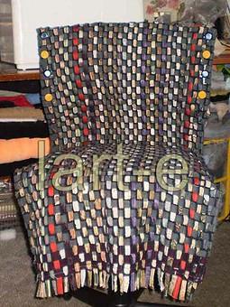 Работа с названием чехол на стул