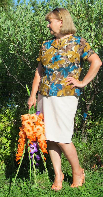 ДР - грустный праздник...или очередной костюмчик от Елена  arvovna