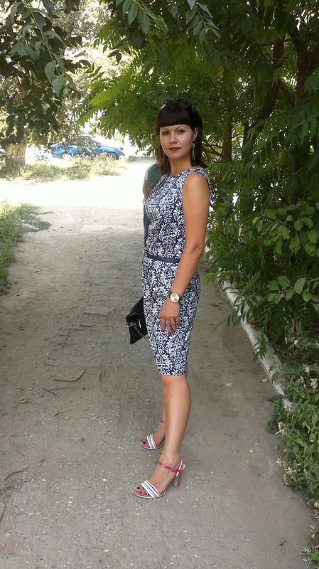 Платье насвадьбу от Rossomaha