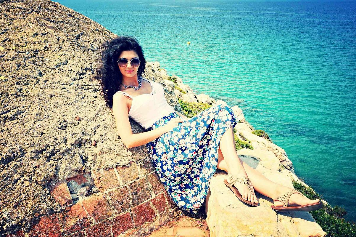 «Отпускная» юбка