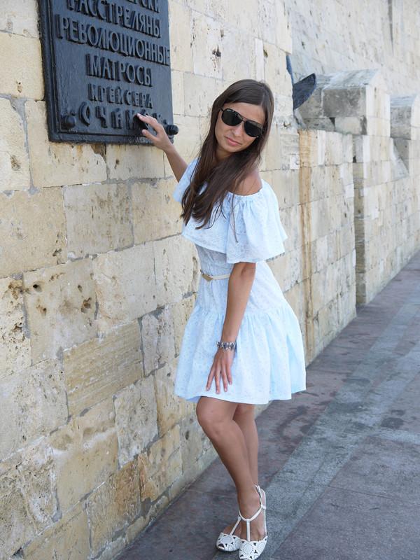 Платье - хит июля!