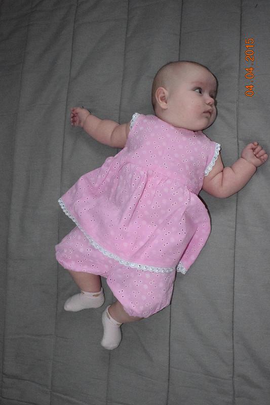 Детская мода 2009 мод.635