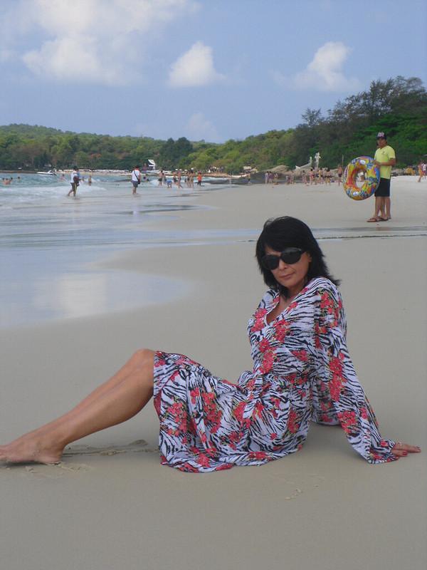 Пляжный наряд