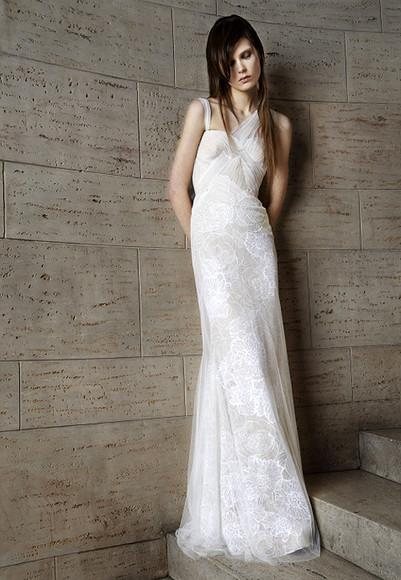 Не только свадебная коллекция Веры Ванг