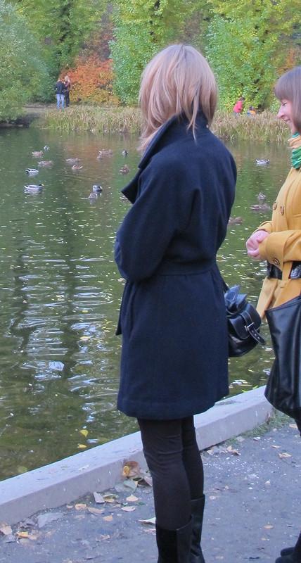 Любимое пальто)