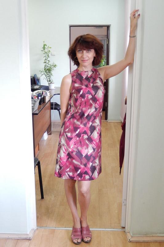 Ещё одно летнее платье