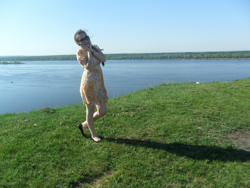 Волга*