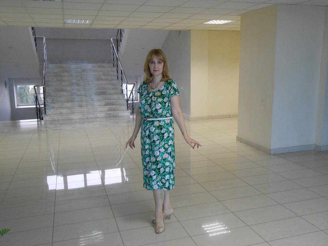 Платье кконцу лета