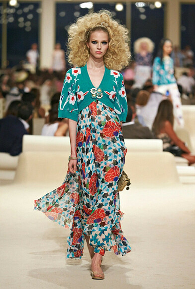 Высокая мода Chanel