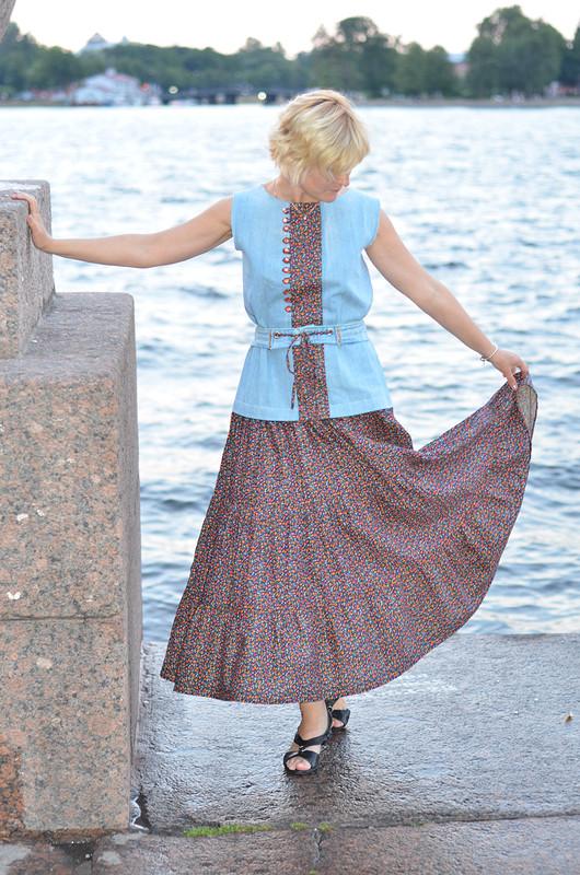 Где взять новое платье или куда деть старые джинсы
