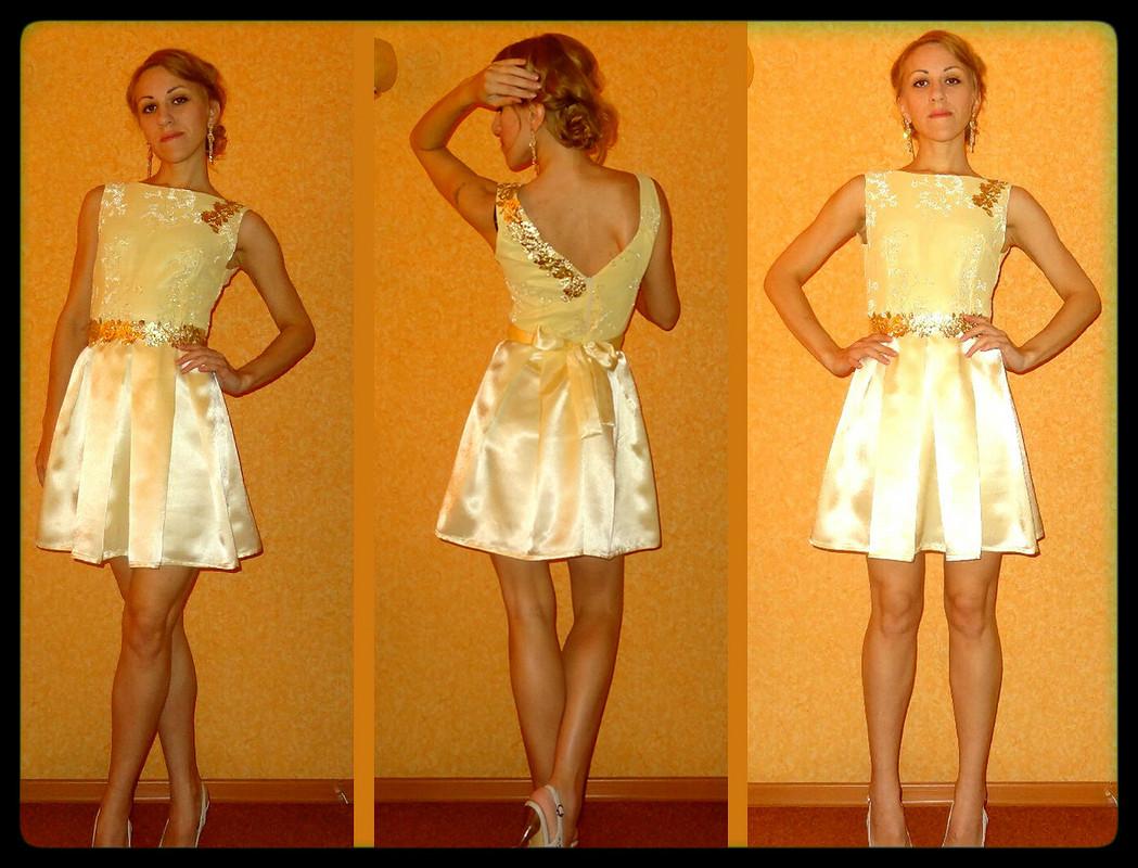 Платье «Греция»