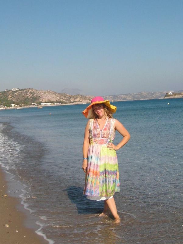 платье - все цвета радуги