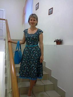 Работа с названием Платье для любимого
