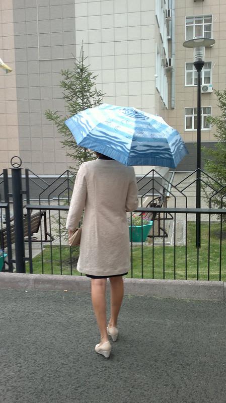 Долгожданное летнее пальто