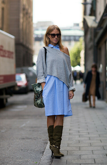 Модный тренд: летние сапоги