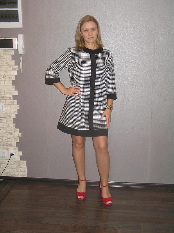 Черно-белая классика или мое любимое ))))))))