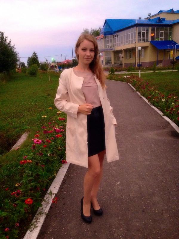 Без сомнений... или летнее пальто от Ladye