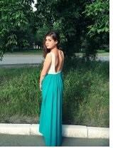 Платье - миротворец.
