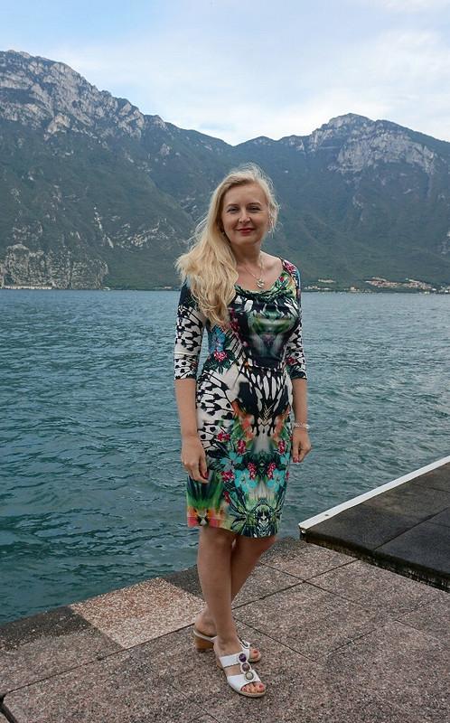 Digi-print наплатье