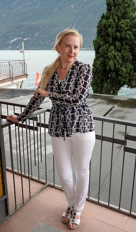 Лёгкая блуза