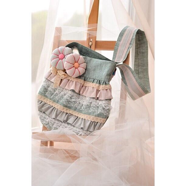 Детская летняя сумочка