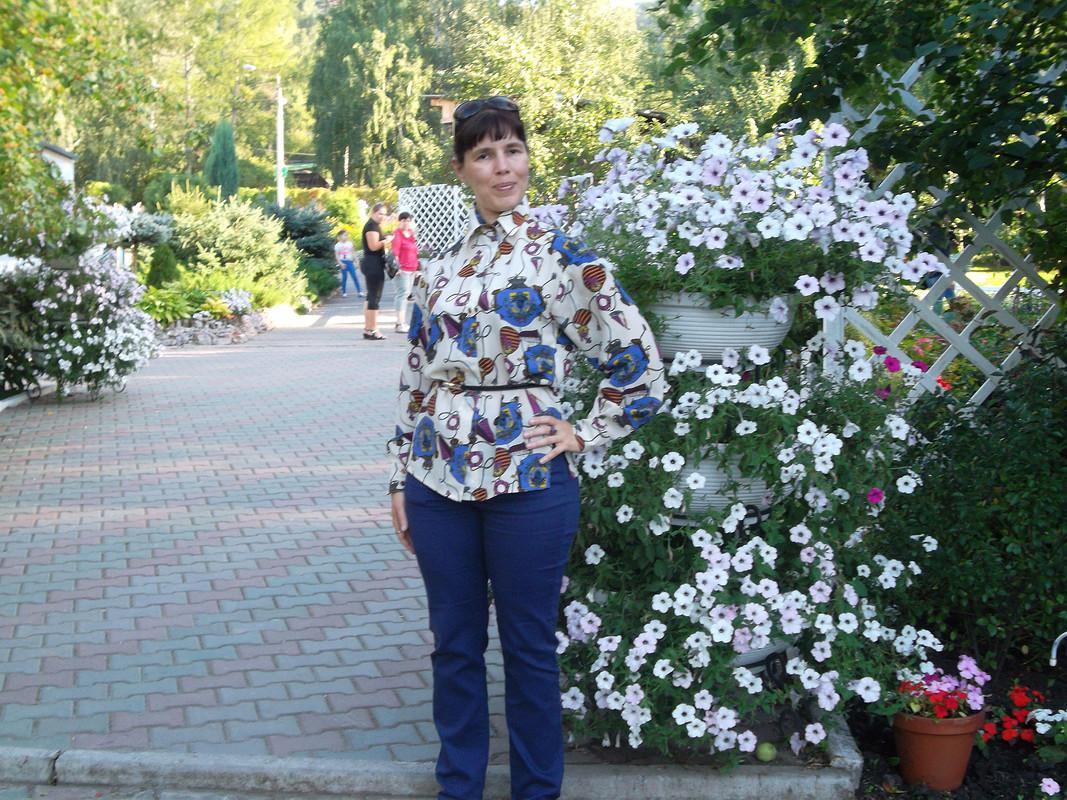 Rubahus vulgaris рубашка обыкновенная:)