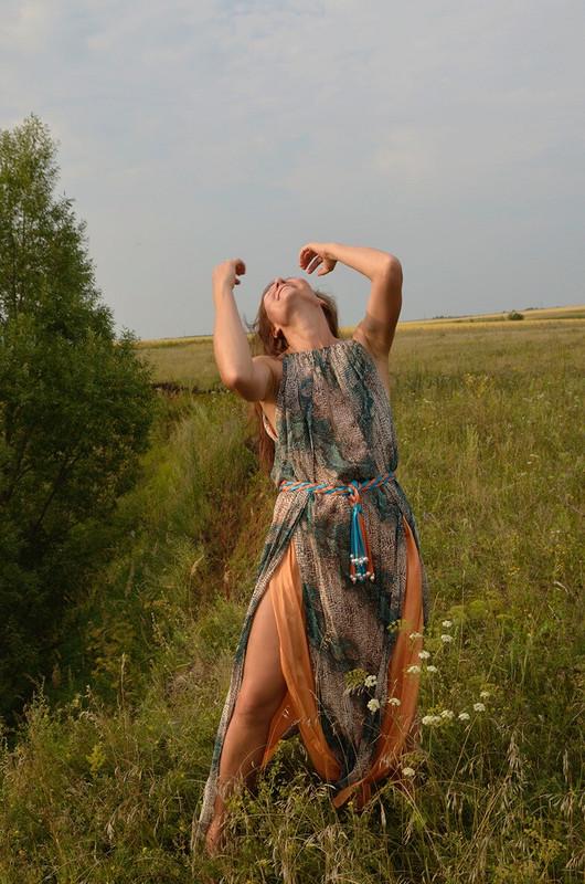Луч света втемном царстве от Sandra83
