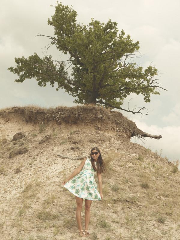 Летнее платье от lana87