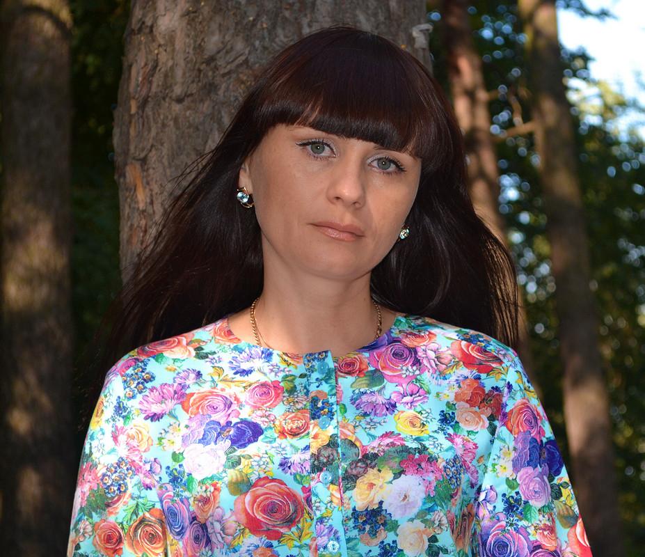 блузка модель Инес