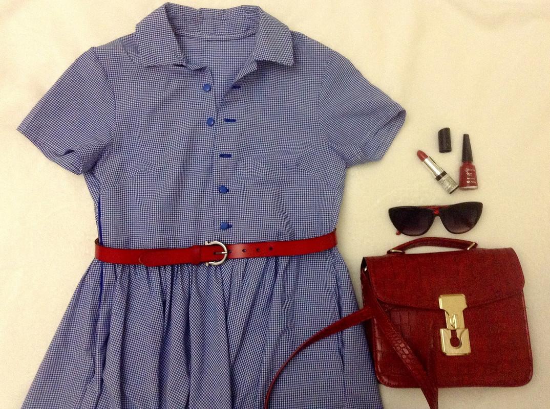 Платье ревизора