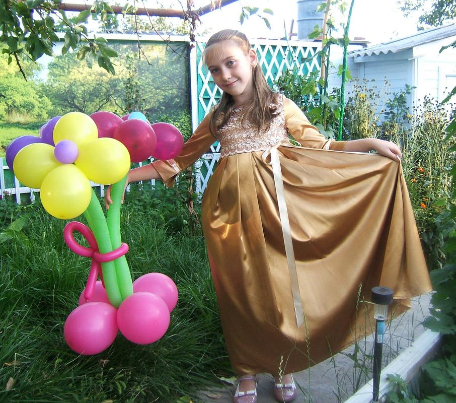 Платье длядоченьки