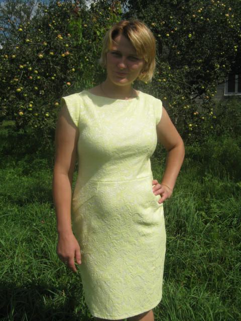 Платье 08/2014