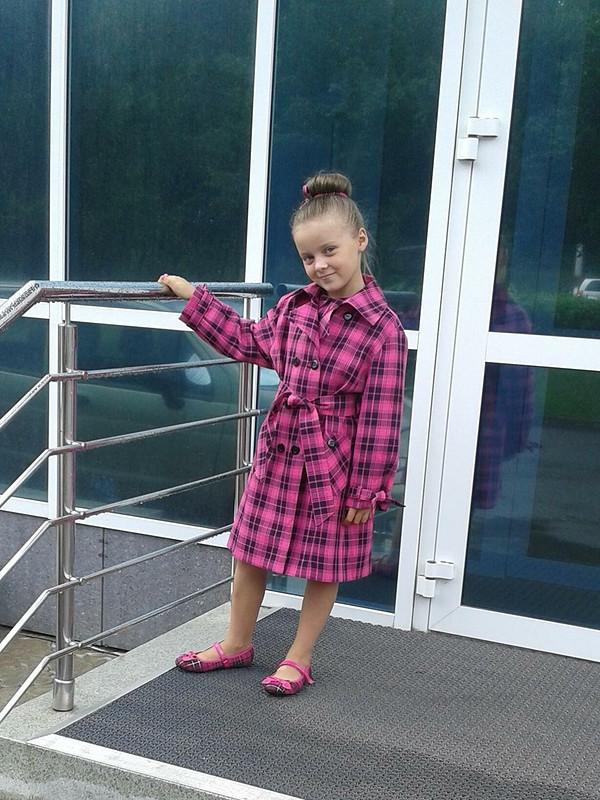 Туфли... платье... тренч )))))