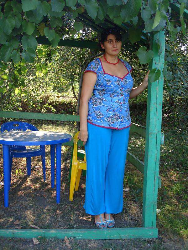 Блузка-корсаж сокошечком
